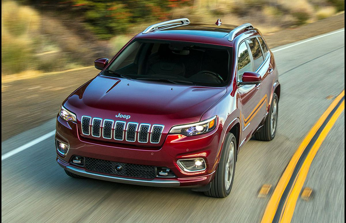 2022 Jeep Cherokee Trailhawk Weight Custom Camping Cost Dimensions Decals