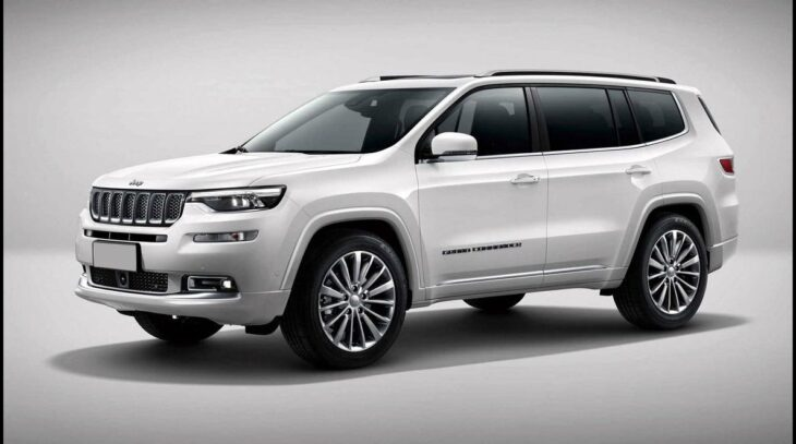 2022 Jeep Grand Cherokee 2021 Limited Leaked X Length Laredo