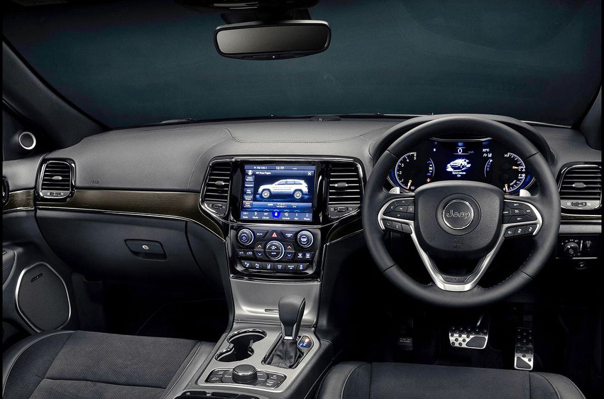 2022 Jeep Grand Cherokee Latest News What Look Like Neues
