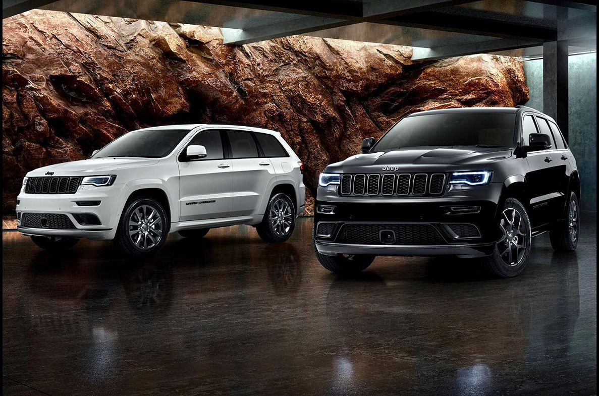 2022 Jeep Grand Cherokee Modell Overland Picture Summit Trailhawk