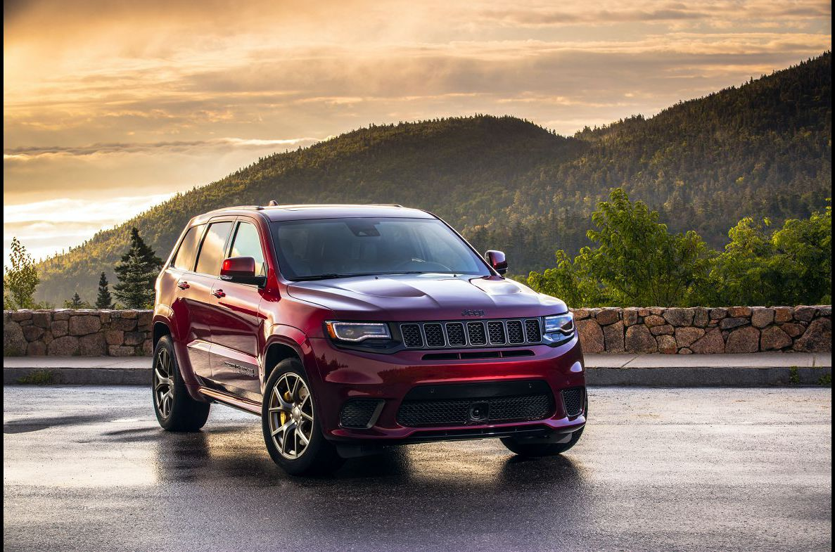 2022 Jeep Grand Cherokee Of Pictures Photos Rendering Review