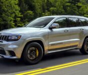 2022 Jeep Grand Cherokee Reveal Price Spy Shots Srt Announcement
