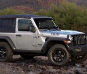 2022 Jeep Wrangler Colors V8 392 Sport Interior Hybrid