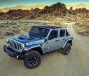 2022 Jeep Wrangler Pattern Black Bumpers Build Bike Rack