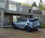 2022 Land Rover Discovery Lease Hire Is Reliable Battery Black