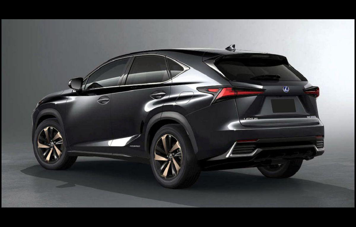 2022 Lexus Nx 300 Redesign F Sport 300h Release Date