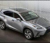 2022 Lexus Nx 300 Weather Mats Wheel Drive 2020