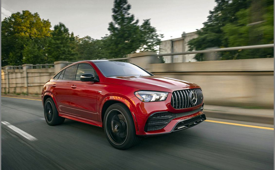 2022 Mercedes Amg Gle 53 Acceleration Mercedes Benz Gle Class At