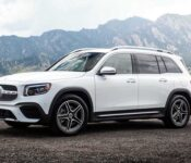 2022 Mercedes Benz Glb Cost Reviews Dimensions Images Black Your