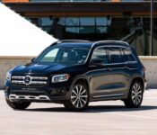 2022 Mercedes Benz Glb Own Brochure Boot Space Blue B Klasse