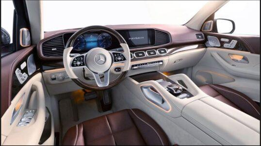 2022 Mercedes Benz Gls Brochure Blue Brabus Coupe Certified Pre