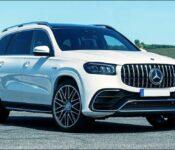 2022 Mercedes Benz Gls Owned Cargo Diesel Deals Features