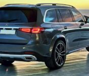 2022 Mercedes Benz Gls Seats Body Style Change Boot Space
