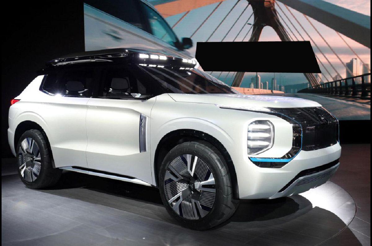 2022 Mitsubishi Outlander Hybrid Model New Review 2019