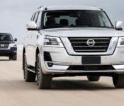 2022 Nissan Patrol A In Dubai Buy Of Rims Horsepower