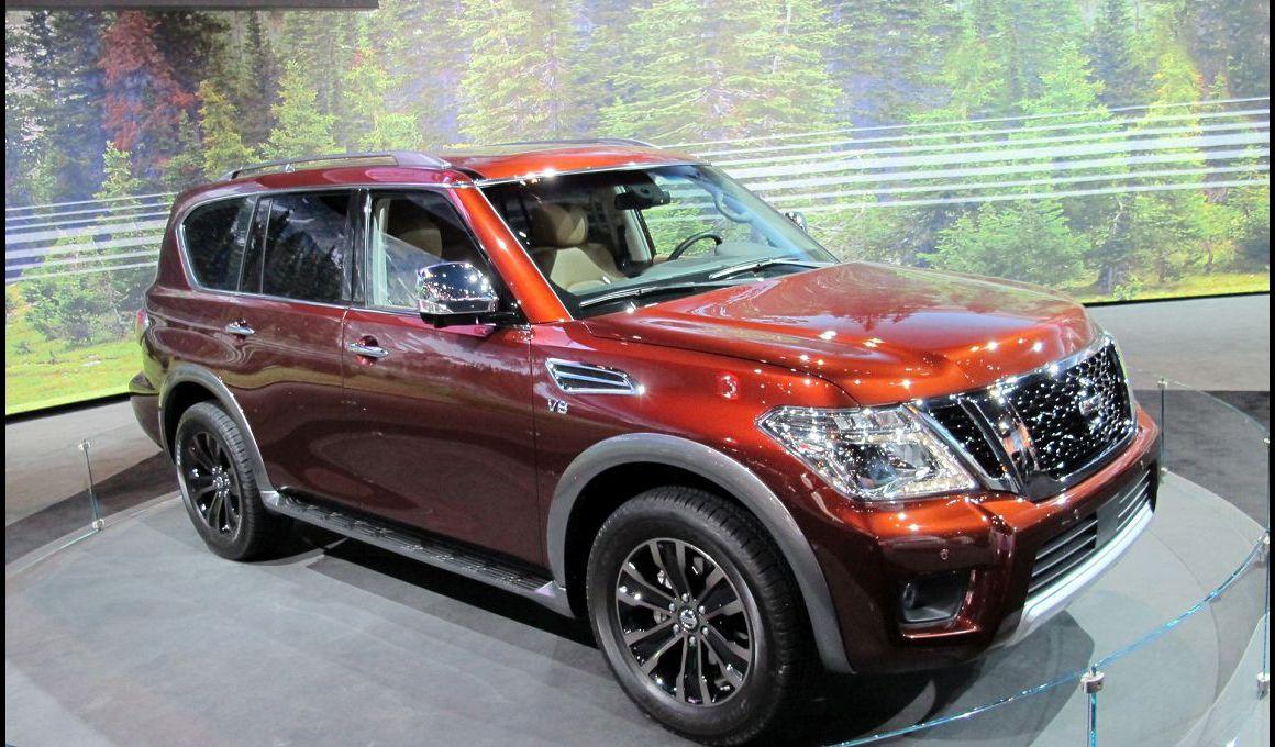 2022 Nissan Patrol Australia Redesign Model Nismo New For Sale