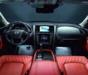 2022 Nissan Patrol What Is St Bull Bar Badge Diesel Review