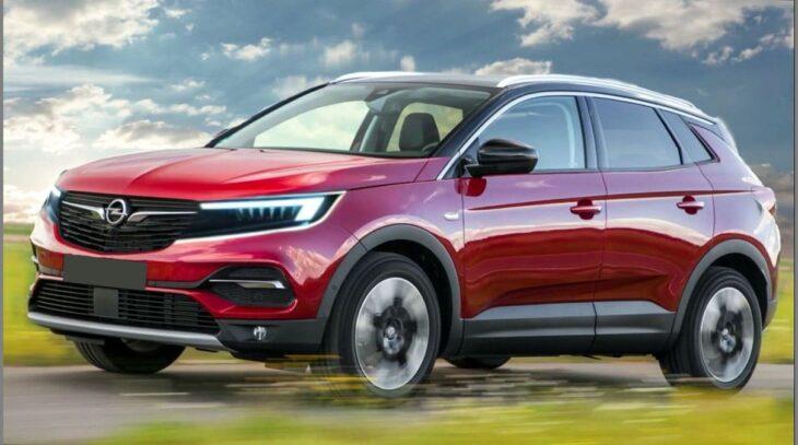 2022 Opel Grandland X Afmetingen Autotrader Android Auto Awd Allrad
