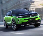 2022 Opel Mokka X Color Dimensions Fuel Consumption Specs