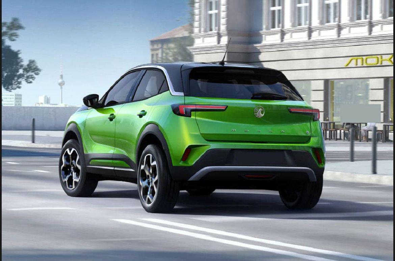 2022 Opel Mokka X Demo Manuel Mode Elite Electric