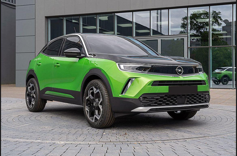 2022 Opel Mokka X Edition Bazar Pdf Cosmo