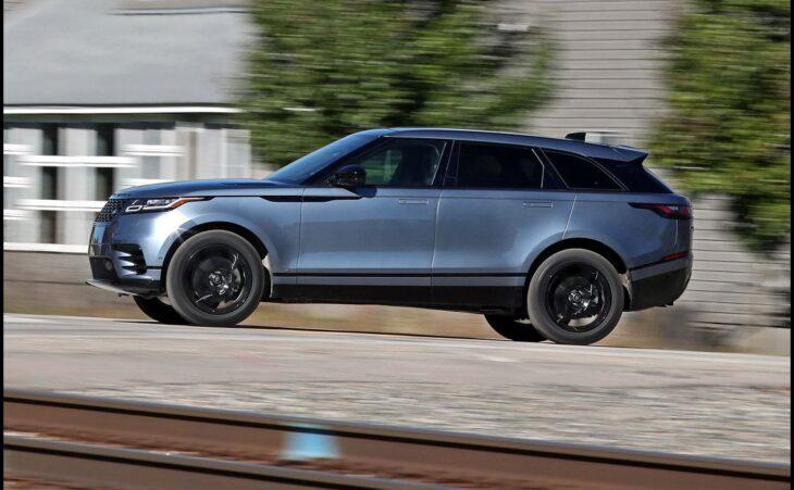 2022 Range Rover Velar 2021 350 2019 Dynamic Se Facelift