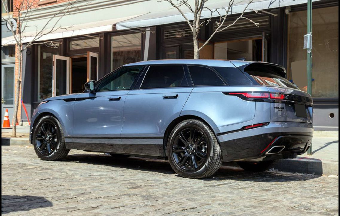 2022 Range Rover Velar White Price For Sale Lease Review Problems