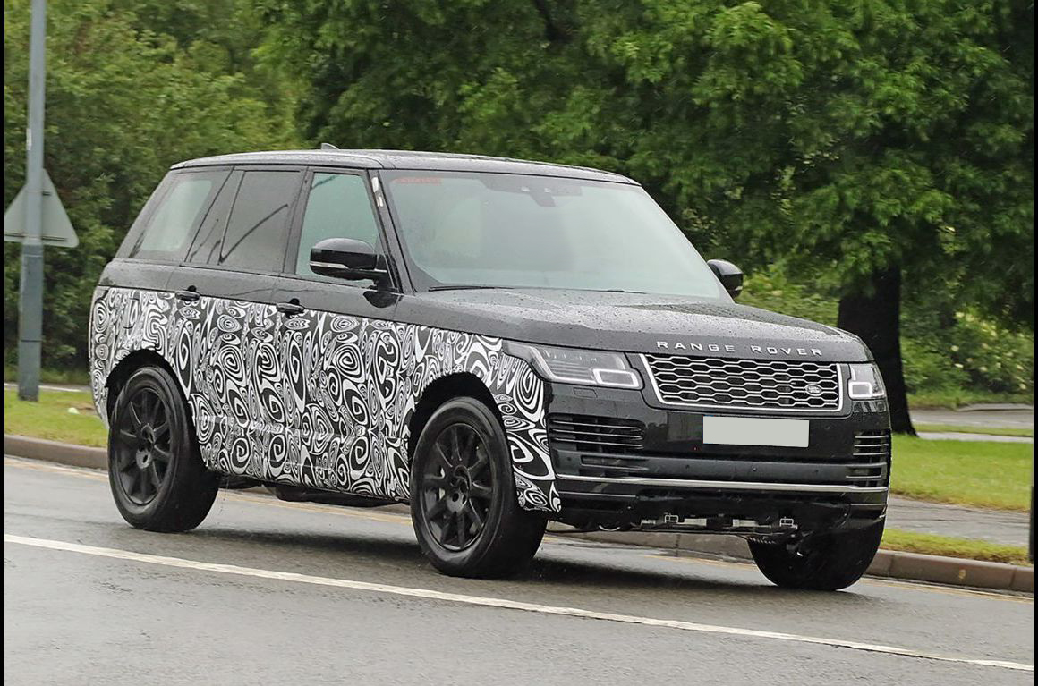 2022 Range Rover Body News Revealed Of Phev Render
