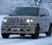 2022 Range Rover Ev Full Size Facelift Future Futur Lease