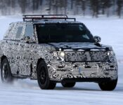 2022 Range Rover Reveal Third Row Update Nuova Rovers