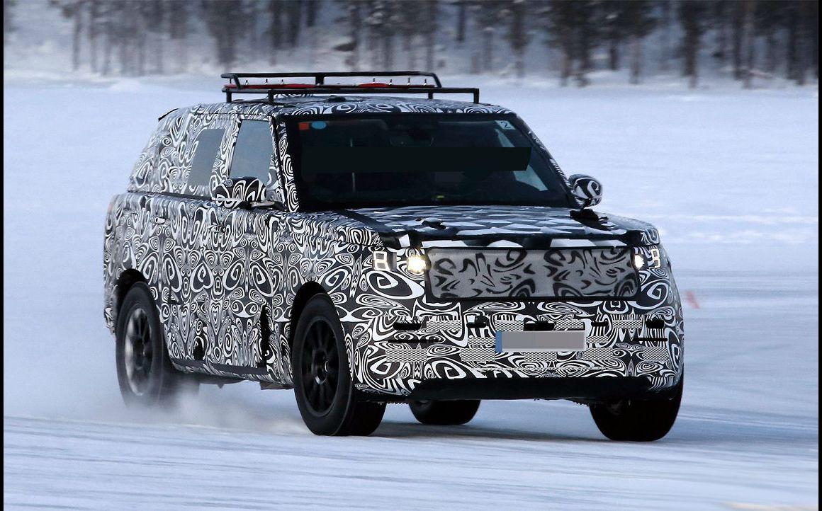 2022 Range Rover Reveal Third Row Update Nuova Rovers