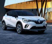 2022 Renault Captur 2019 2020 2018 Interior Dimensions Review
