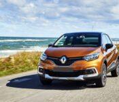 2022 Renault Captur B Cost Revision Similar Diesel Dashboard