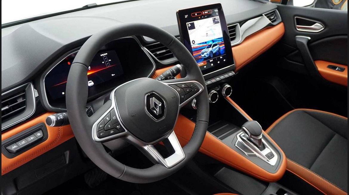2022 Renault Captur Images Of What Is Crossover Problems