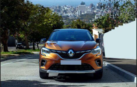 2022 Renault Captur Mats Common Faults Capacity Horsepower