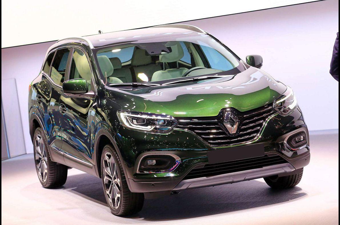 2022 Renault Kadjar Auto The Lease A Buy Trim Levels Engine