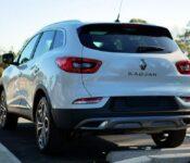 2022 Renault Kadjar With Boot Space Liner Black Brochure