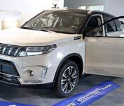 2022 Suzuki Grand Vitara Wheels Bolt Pattern Size Body Bull Problem