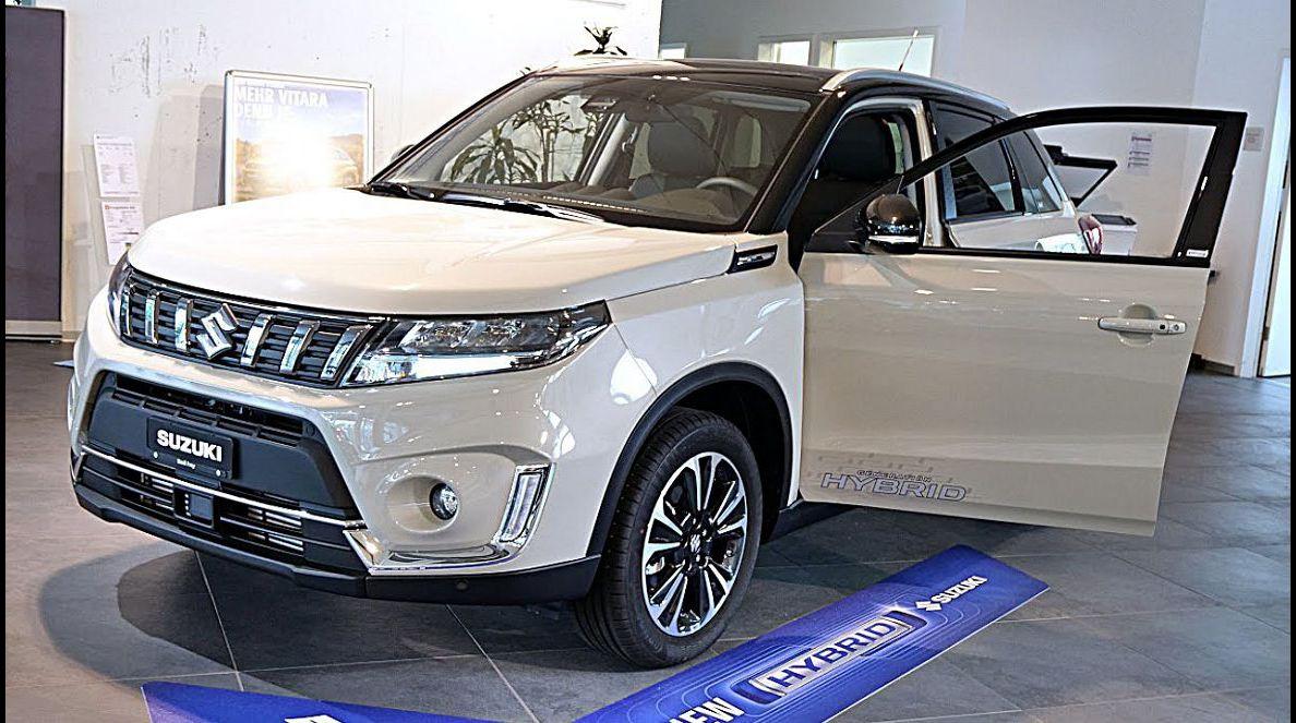 2022 Suzuki Grand Vitara Wheels Bolt Pattern Size Body Bull Problem