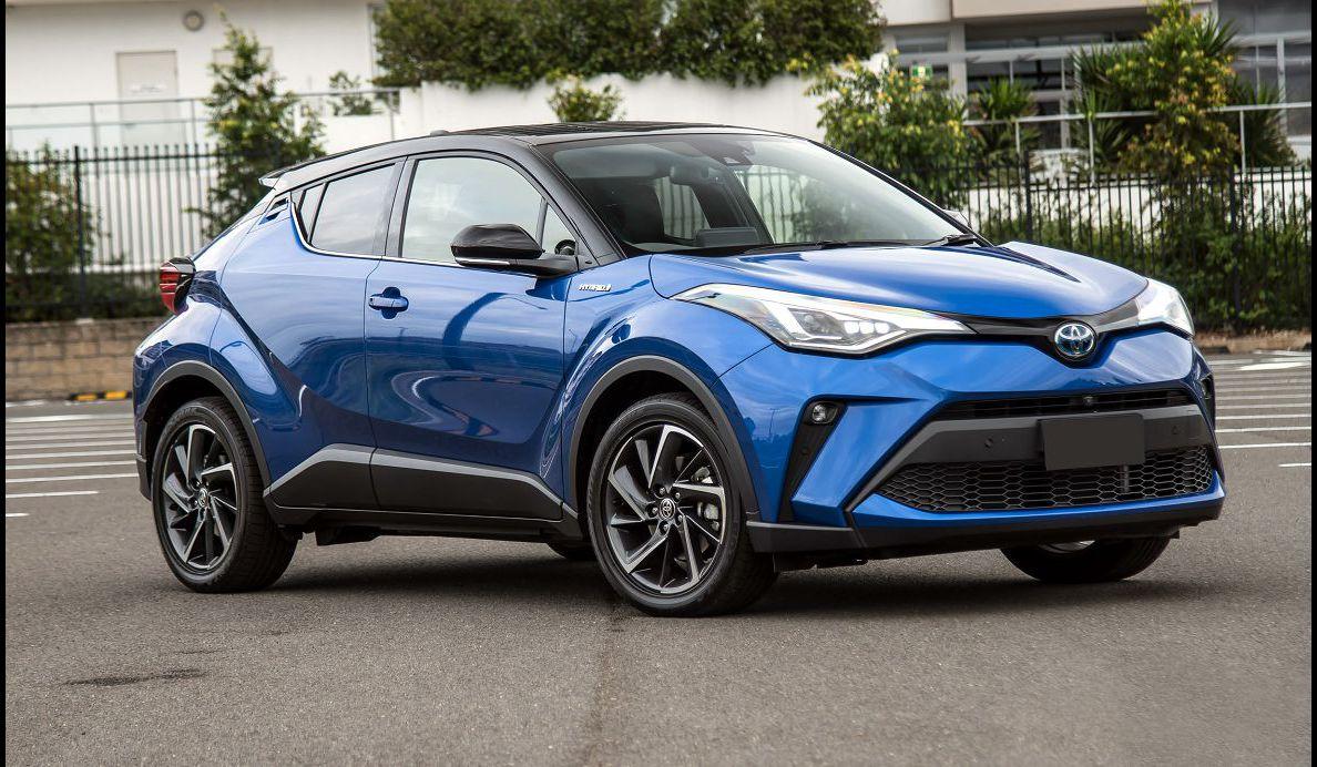2022 Toyota C Hr 2019 2018 Hybrid Used Awd Interior