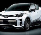 2022 Toyota C Hr Rack B Mode Gear Automatik Schaltung