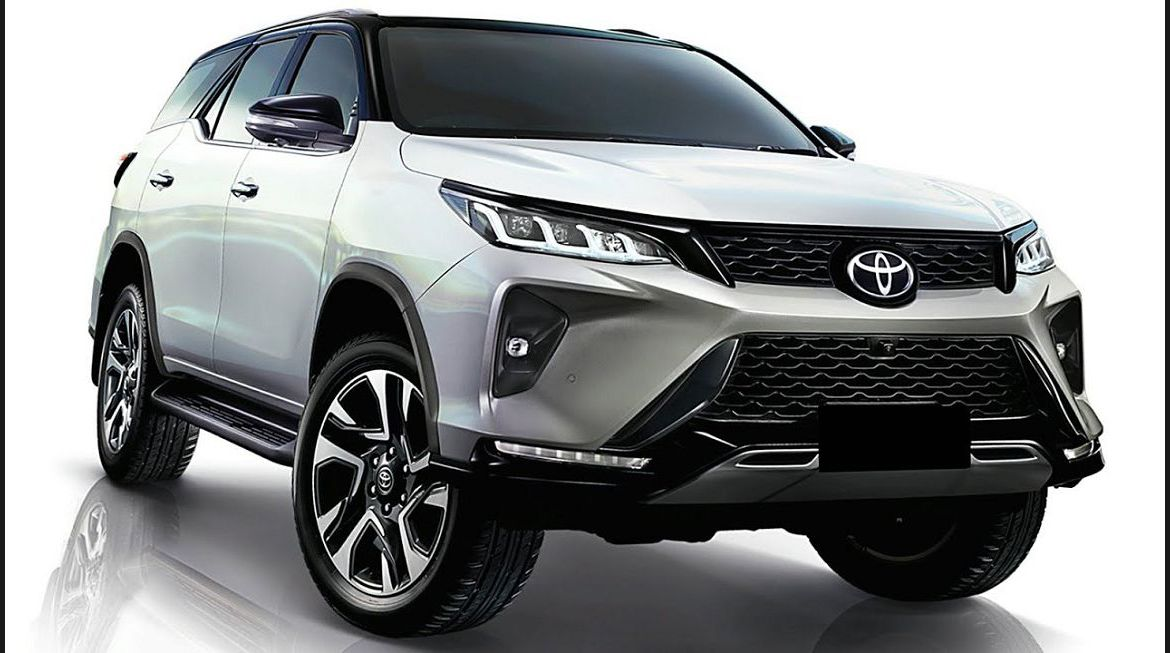 2022 Toyota Fortuner Australia Automatic And Highlander The Same