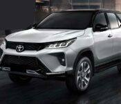 2022 Toyota Fortuner Build Body On Frame Bs6 Boot Manual