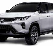 2022 Toyota Fortuner Colors Dimensions Diesel Dubai Interior