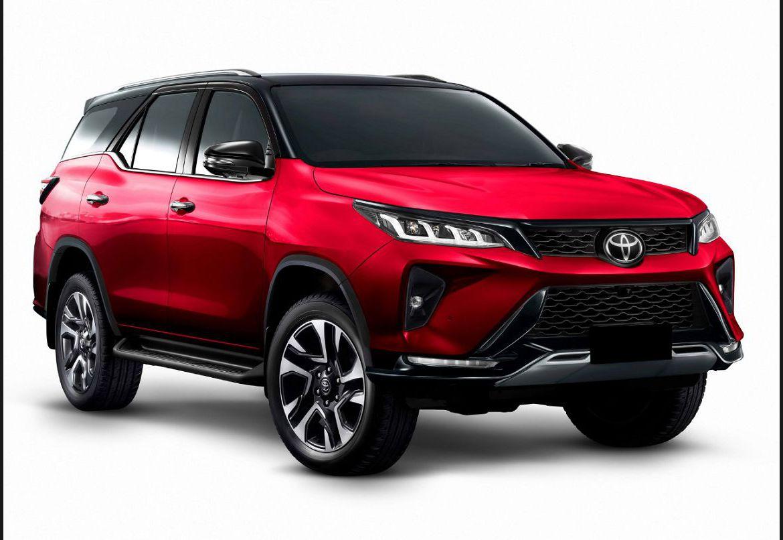 2022 Toyota Fortuner De Venta En Guatemala El Salvador