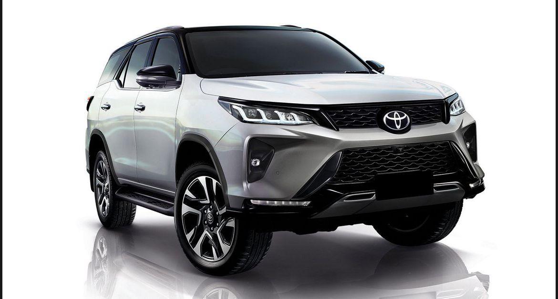 2022 Toyota Fortuner India 2020 Usa In Accessories America