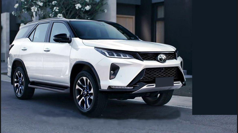 2022 Toyota Fortuner Length Kenya Weight Black Horsepower
