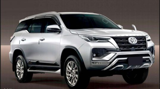 2022 Toyota Fortuner Model Philippines Facelift Price New 2021