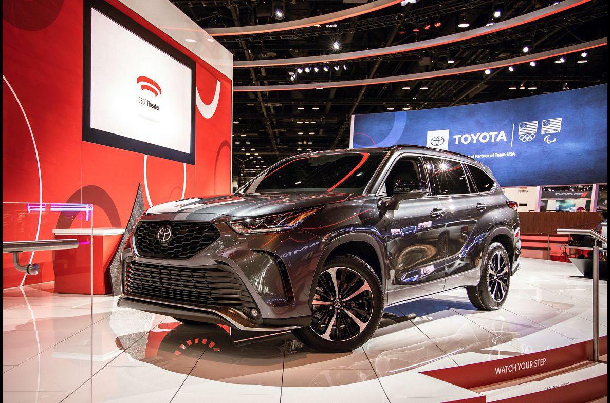 2022 Toyota Highlander Gear Ecu B Fuse Commercial Cargo Space