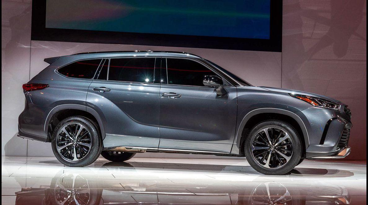 2022 Toyota Highlander Styles Best Year Bolt Pattern B Adjustment